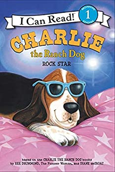 Paperback Charlie the Ranch Dog: Rock Star Book