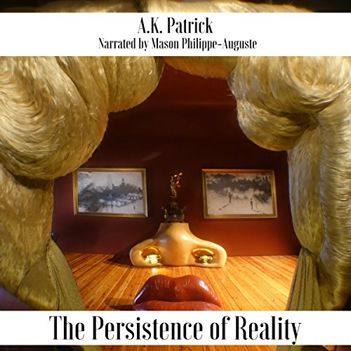 The Persistence of Reality audiobook cover art