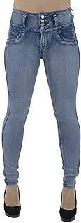 2018 Women's Jeggings,High Waisted Skinny Denim Stretch Slim Pants Calf Length Jeans by-NEWONESUN