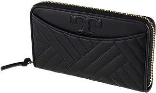 Tory Burch Alexa Zip Continental Wallet Leather Women's Card ID money Holder