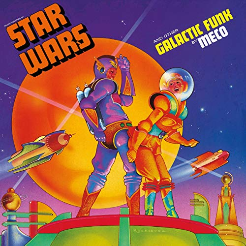 Music Inspired By Star Wars and Other Galactic Funk [Disco de Vinil]