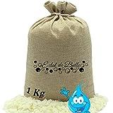 Éclat de Bulle® Copeaux de Savon de Marseille 1 kg SANS HUILE DE PALME.Fabriquer Sa Lessive Pas Cher,Son Savon Liquide Mains,Gel...