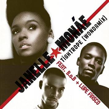Tightrope (Wondamix) [Feat. B.o.B And Lupe Fiasco]