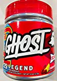 Ghost Legend v2 25 Servings Pre Workout Supplement - Sonic Cherry Limeade Flavor - 1 Container