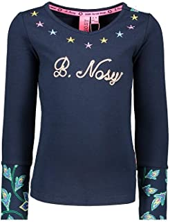 B.Nosy Teens M/ädchen Sweathose Hose stripe ink blue Y-908-5651-161