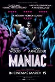 MANIAC - ELIJAH WOOD – Imported Movie Wall Poster Print
