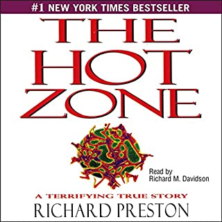 The Hot Zone audiobook cover art
