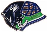 NHL Vancouver Canucks Goalie Mask Pin -