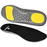 STASOLE Anti-Fatigue Insoles for Man and Woman Cushioning Gel Shoe Inserts with Arch Support and...