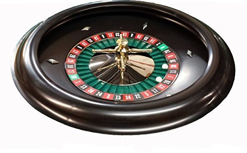 ACEM Casino supplies 18 Inch Roulette Wheel Made in The USA