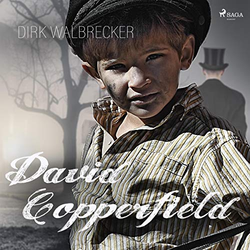 David Copperfield (German edition) cover art