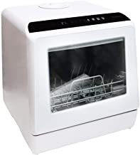 THANKO 食洗機 食器洗い乾燥機 工事不要 水道いらずのタンク式食洗機「ラクア」 STTDWADW