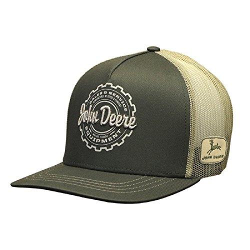 John Deere Brand Sales and Service Equipment Snapback Hat