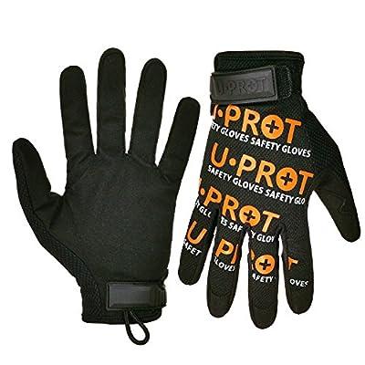 Safety Work Grip Gloves