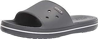Crocs Crocband III Slide, Sandales Bout Ouvert Mixte Adulte
