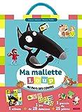 Le Loup Qui découvrait Le Pays des Contes - Mallette Albums + Puzzle + Dominos - Auzou Editions