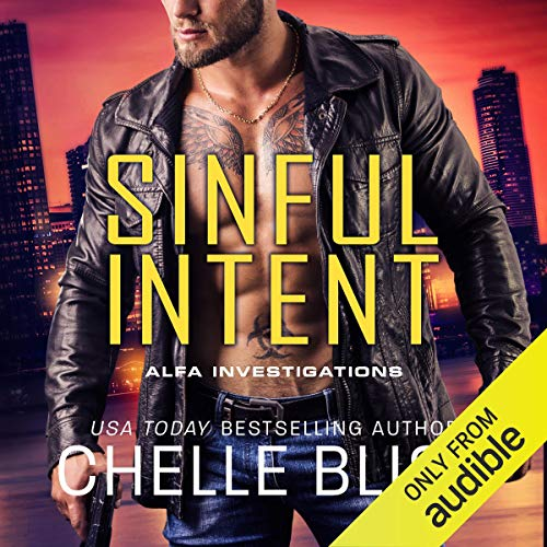 Page de couverture de Sinful Intent