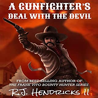 A Gunfighter's Deal with the Devil: A Standalone Western     The Good, the Bad and the Strange Western Series, Book 1              By:                                                                                                                                 R. J. Hendricks II                               Narrated by:                                                                                                                                 Gene Engene                      Length: 3 hrs and 21 mins     Not rated yet     Overall 0.0