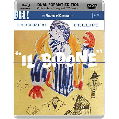 Il Bidone  (2 Blu-Ray) [Edizione: Regno Unito] [ITA] [Edizione: Regno Unito]