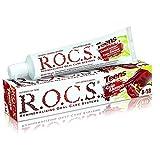 ROCS teens Cola & lemon Zahncreme 74g, 6er Vorteilspack (6x 74g) -