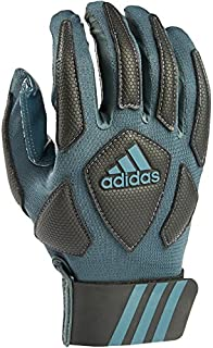 adidas Scorch Destroy 2 Youth Scorch Destroy 2 Lineman Gloves Youth, Black, Small