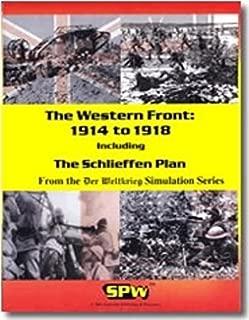 SPW: Der Weltkrieg, the Western Front 1914-1918