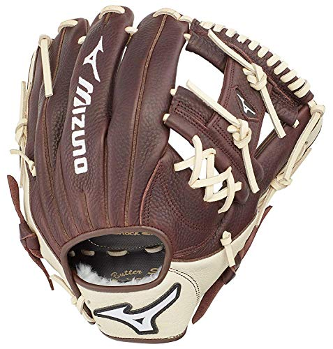 Mizuno GFN1176B3 Franchise Series Infield Baseball Gloves, 11.75
