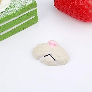 6 Alternative Refrigerator Magnets Cute Animal Nose,Perfect 3D Fridge Magnet for Office Kitchen Whiteboard Calendar,Refrig...