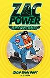 Zac Power Spy Recruit: Zac's Bank Bust (English Edition)