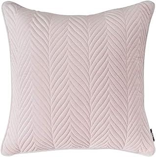 HXF- Cojín doméstico algodón cómodo Material Ligero Lino sofá Almohada extraíble Cojines Sofas Cojines Cojines Decoracion Suave (Color : Pink)