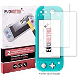 EVORETRO Tempered Glass Kit for Nintendo Switch...