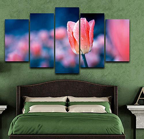 IDzf 5 Panel Rendezvous mit Rama Leinwand Gedruckt Malerei Für Wohnzimmer Wandkunst Dekor Bild Kunstwerke Poster