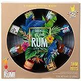 Modern Gourmet Foods, Greatest Hits Cocktail Mixers para Ron, Set Regalo, Los Sabores Incluyen Rum Punch, Mai Tai, Mojito y Más, Pack 8 (No Contiene Alcohol)