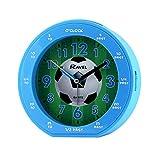 Ravel - Blue Football Time Teacher Childrens Alarm Clock
