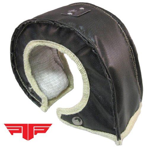PTP 000503 T3 T4 Turbo Blanket/Turbo Shield/Heat Shield - Black