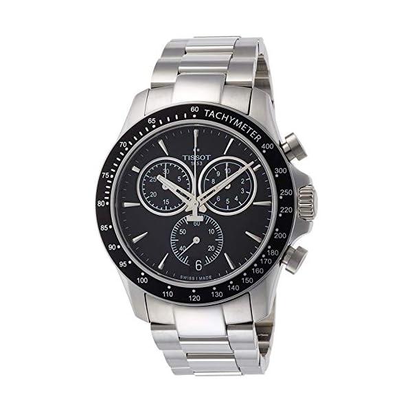 Tissot Reloj Cronógrafo para Hombre de Cuarzo con Correa en Acero Inoxidable