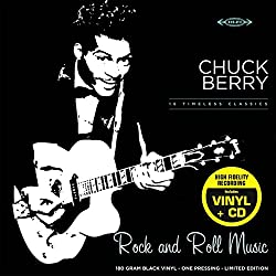 Best of-Rock and Roll Music-LP 30cm Vinyle Noir 180 Grammes + CD [Import]