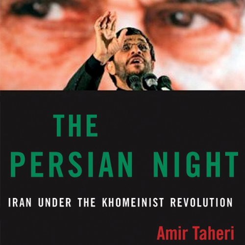 The Persian Night audiobook cover art