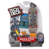 Tech Deck Santa Cruz Skateboards Rare Series 8 Blake Scorpion Face Fingerboard