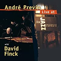 Live at the The Jazz Standard (Edited Version) by David Finck [Artist] (2001-03-27)