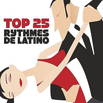Top 25 rythmes de latino: Musique de fête chaude, Chansons latines sexy d'été 2018, Danse de nuit del mar
