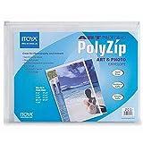 Itoya Polyzip Art & Photo Envelope 5X7