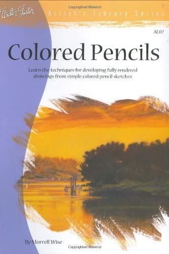 Colored Pencils Artist s Library Series 07 product image