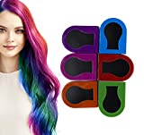 Majik Hair Coloring Chalk With Comb For Kids And Adults For Color Temporary