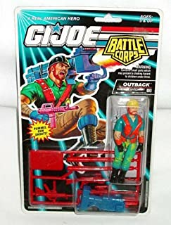 G.I. Joe - Classic Collection Outback Series 12 - Battle Corps Yellow Helmet ...