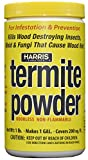 HARRIS Termite Treatment and Mold Killer, 16oz Powder, Makes 1 Gallon Liquid Spray for Preventing, Controlling and Killing Termites, Wood Destroying Beetles, Carpenter Ants and More