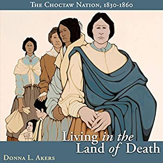 Living in the Land of Death audiobook cover art