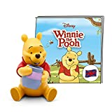 toniesAudio Character for Toniebox, Winnie the Pooh, Audio Book Story and Song Collection for Children for Use with Toniebox Music Player(Sold Separately)