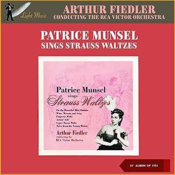 Patrice Munsel Sings Strauss Waltzes (Album of 1951)