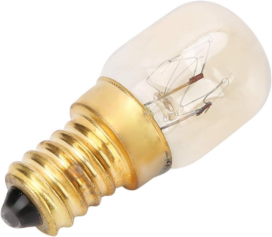 Light Bulb Detroit Mall Popular overseas Fits Microwave Oven 10Pcs 30 Night Kitchen